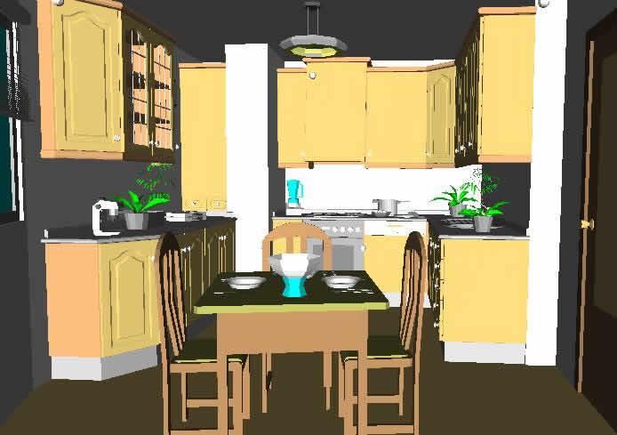 Planos de cocinas pequeas en 3d simple planos de cocinas for Programas para hacer cocinas en 3d