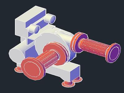 imagen 3d gas booster set, en Equipos de bombeo - Máquinas instalaciones