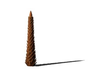 imagen 3d palmera, en Palmeras en 3d - Arboles y plantas