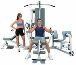 Aparato de gimnasio en equipamiento gimnasios deportes y recreaci n en planospara - Equipamiento de gimnasios ...