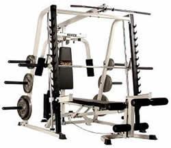 imagen Aparato gym, en Equipamiento gimnasios - Deportes y recreación