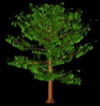 imagen Arbol en 3d 002, en Arboles en 3d - Arboles y plantas