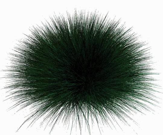 imagen Arbusto 3d, en Arbustos en 3d - Arboles y plantas