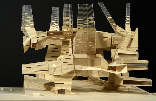 imagen Arquitectura 1960-2009, en Monografías - Historia