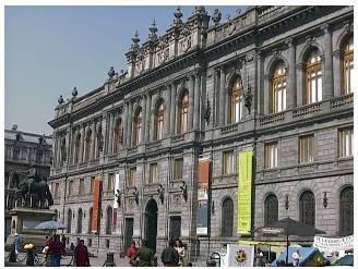 imagen Arquitectura en el siglo xix, en Monografías - Historia