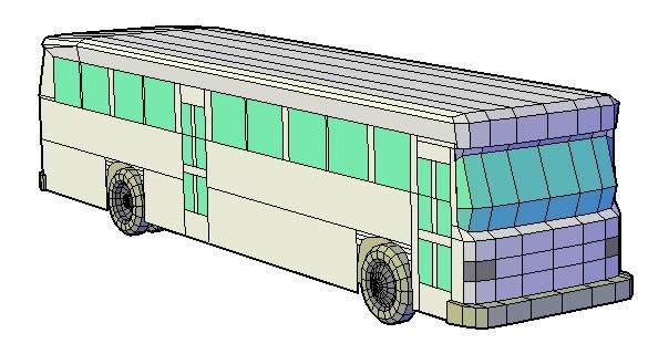 imagen Autobus escolar, en Autobuses - Medios de transporte