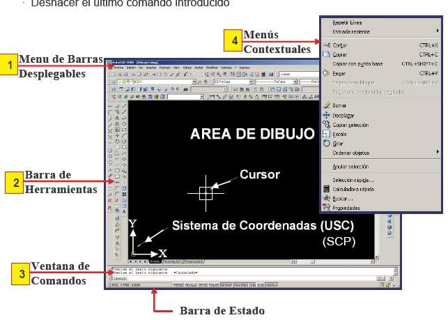imagen Autocad 2008 completo, en Lecciones autocad - Dibujando con autocad