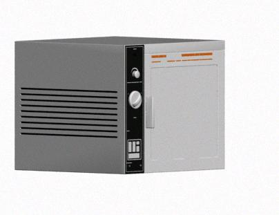 imagen Autoclave 3d, en Oficinas y laboratorios - Muebles equipamiento