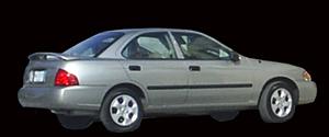 imagen Automovil sentra, en Automóviles - fotografías para renders - Medios de transporte