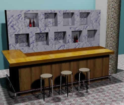 Casinos hoteles y restaurantes archives p gina 4 de 41 - Mostradores de bar ...