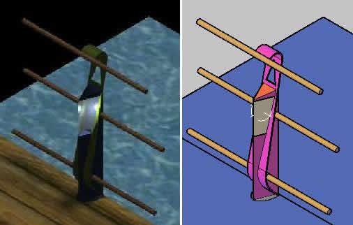 Barandas archives planos de casas planos de construccion for Planos de escaleras de hierro