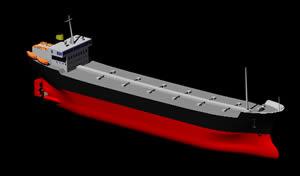 imagen Barco 3d, en Embarcaciones - Medios de transporte
