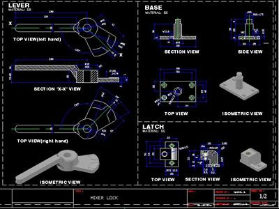 imagen Bloquear, en Válvulas tubos y piezas - Máquinas instalaciones