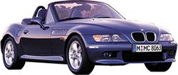 imagen Bmw z3 listo para insertar con mapa de opacidad, en Automóviles - fotografías para renders - Medios de transporte