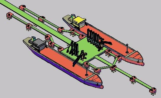imagen Buque petrolero, en Embarcaciones - Medios de transporte
