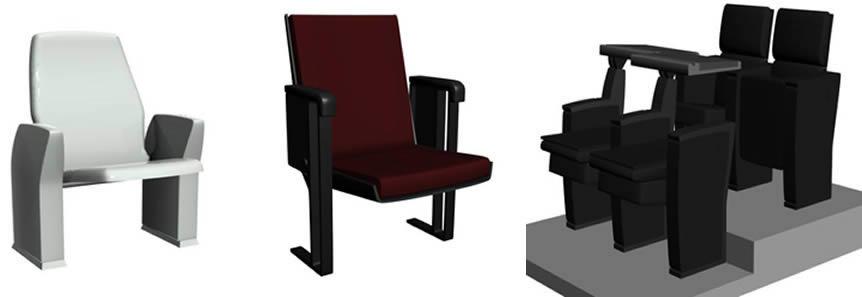 imagen Butacas1, en Butacas - Muebles equipamiento