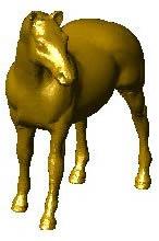 imagen Caballo 3d, en Animales 3d - Animales