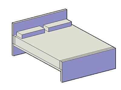 imagen Camas, en Dormitorios - Muebles equipamiento