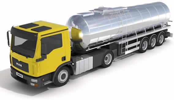 imagen Camion 3d, en Camiones - Medios de transporte