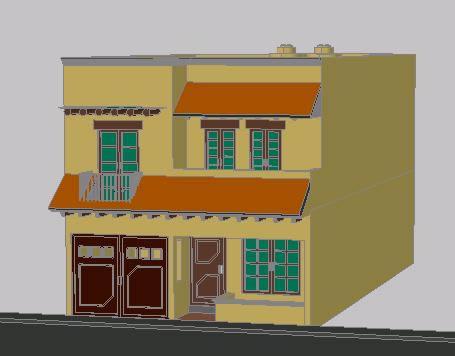 imagen Casa cafetales, en Vivienda unifamiliar 3d - Proyectos