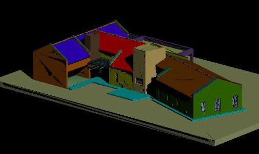 imagen Casa country 3d, en Vivienda unifamiliar 3d - Proyectos