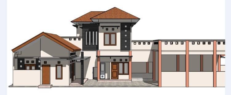 Planos de casa en taller de trabajo en vivienda - Proyectos de construccion de casas ...