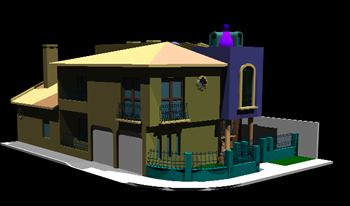 Planos de casas planos de construccion for Rendering casa gratis