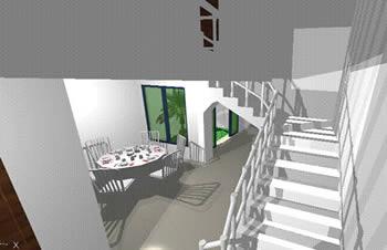 Planos de casas planos de construccion for Modelo de casa familiar