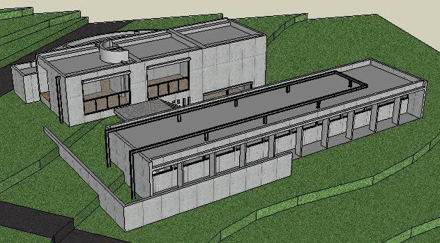 imagen Casa koshino, en Obras famosas - Proyectos