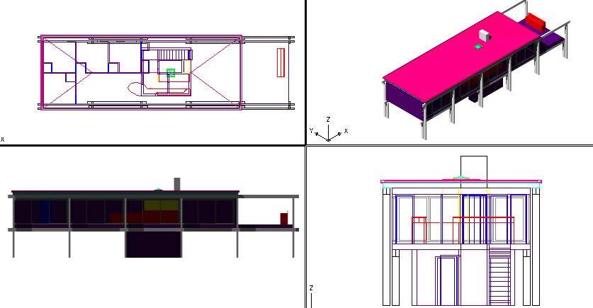 imagen Casa middelboe; de jorn utzon, en Obras famosas - Proyectos