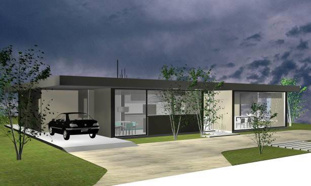 imagen Casa moderna en nordelta 1, en Vivienda unifamiliar 3d - Proyectos
