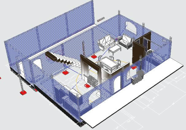 imagen Casa ontiveros 3d, en Vivienda unifamiliar 3d - Proyectos