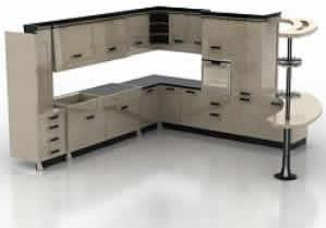 Awesome Planos De Muebles De Cocina Pictures - Casas: Ideas ...