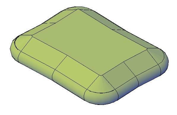 imagen Cojin 3d, en Dormitorios - Muebles equipamiento