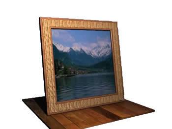 imagen Cuadro 3d, en Cuadros - Muebles equipamiento