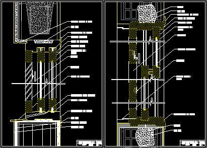 imagen Detalles de entrega - ventana, en Detalles constructivos - Aberturas