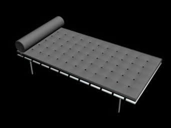 imagen Divan 3d, en Salas de estar y tv - Muebles equipamiento