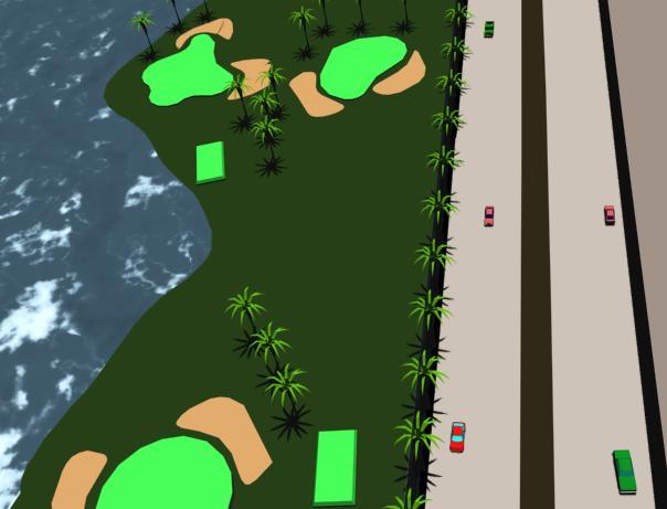 imagen Drivin range 3d - golf, en Canchas - Deportes y recreación