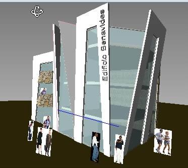 imagen Edificio elba benavides 3d, en Proyectos varios - Proyectos
