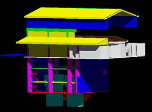 imagen Edificio sala de máquinas, en Salas de máquinas - Instalaciones