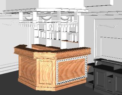 Bares y restaurants archives planos de casas planos de Planos para hacer muebles