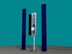 imagen Equipo de audio - diseno de bangolufsen, en Salas de estar y tv - Muebles equipamiento