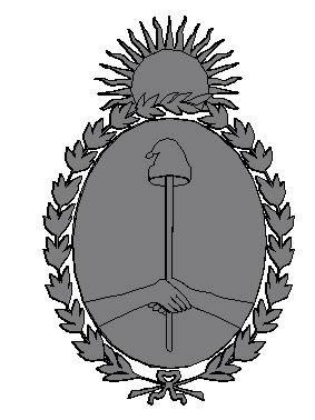 imagen Escudo nacional argentino 3d, en Logos y escudos - Símbolos