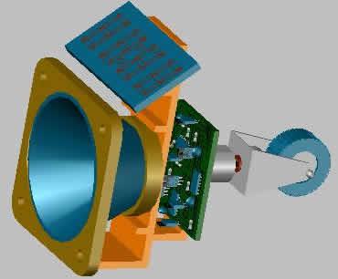 imagen Esfera x-wu, en Componentes 3d - Electrónica