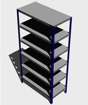 Planospara author at planos de casas planos de - Muebles estanterias modulares ...