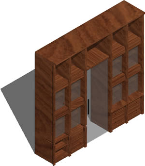 Planos de casas planos de construccion - Muebles estanterias modulares ...