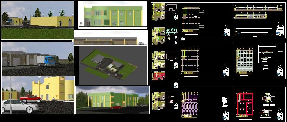 imagen Fabrica de muebles, en Talleres - Proyectos