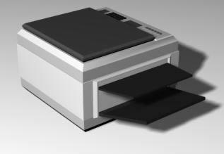 imagen Fotocopiadora 3d, en Informática - Muebles equipamiento