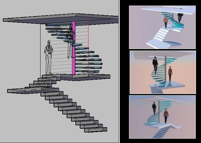 Escaleras Archives P Gina 14 De 27 Planos De Casas