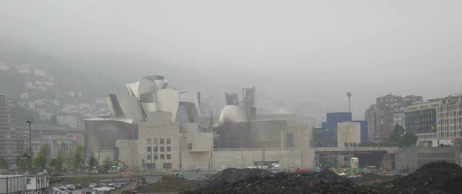 imagen Guggenheim de bilbao, en Edificios varios - Historia